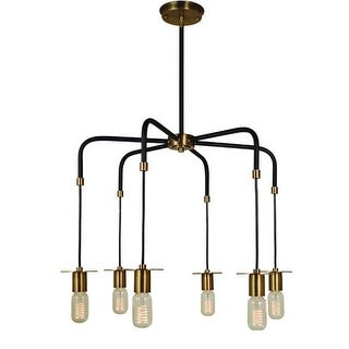 "Framburg 4895 Juliette 5 Light 24"" Wide Chandelier"