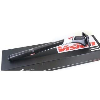 VISION FSA METRON Di2 SB25 Bike Seatpost 27.2mm X 350mm Carbon Black NEW