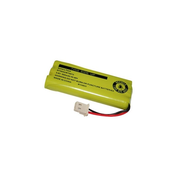 Replacement VTech LS5105 NiMH Cordless Phone Battery - 550mAh / 3.6V