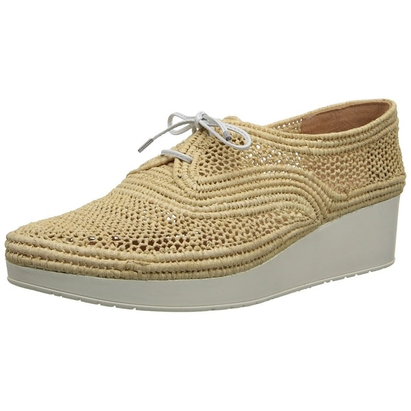Robert Clergerie NEW Beige Women's Shoes Size 11M Vicolei Loafer