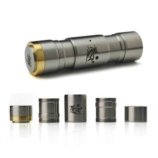 Hcigar Kylin Style MOD Stainless Steel - HCM55