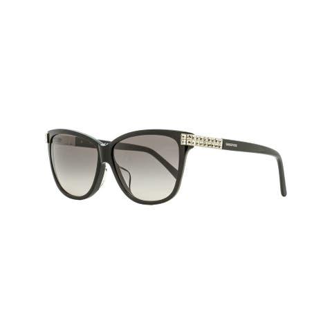 Swarovski Vici Rectangular Sunglasses - L
