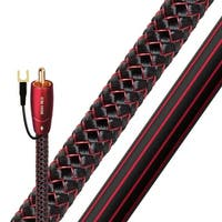 AudioQuest Irish Red RCA Male to RCA Male Subwoofer Cable - 52.49 ft. (16m)