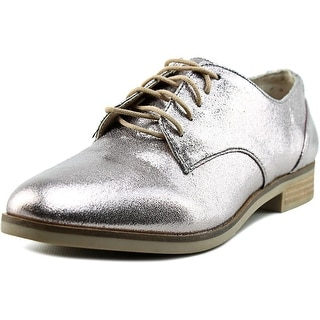 Steve Madden Addan   Round Toe Synthetic  Oxford