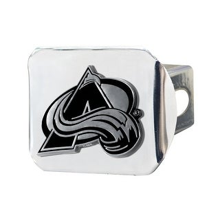"NHL - Colorado Avalanche Hitch Cover - 3.4"" x 4"""