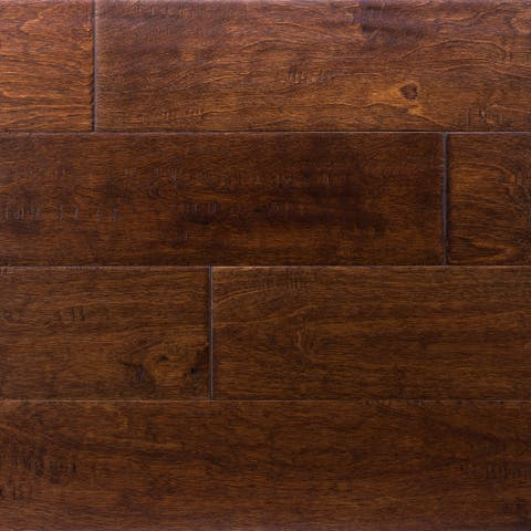 "Miseno MFLR-COLORADO-E Riverbed Engineered Hardwood Flooring - 5"" - Birch Colorado"