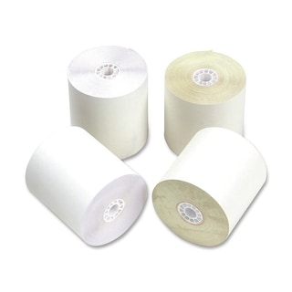 "PM Perfection Receipt Paper - 2.25"" x 70 ft - 50 / Carton - White (Refurbished)"