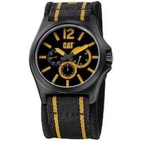 CAT mens PK16961137 DP XL Analog Watch