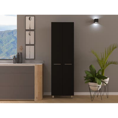 Tunez Pantry Cabinet - N/A