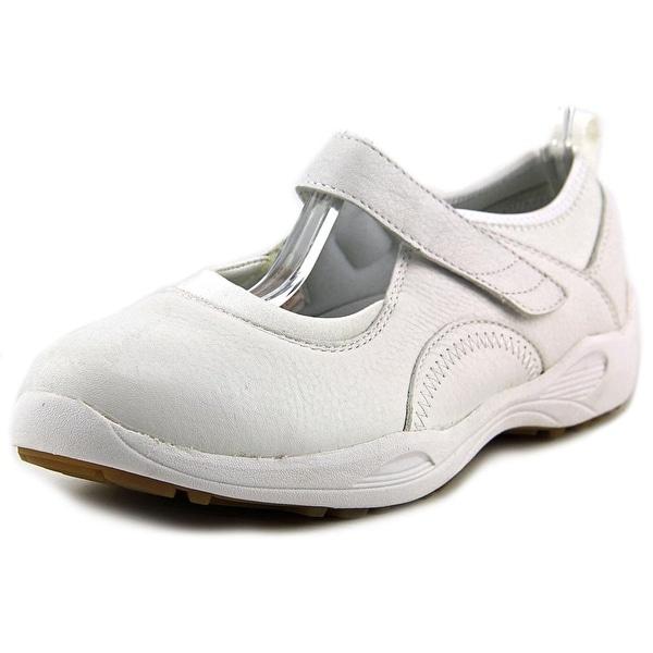 Propet Wash & Wear Slip-On Round Toe Leather Mary Janes