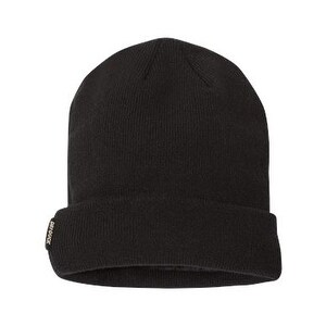 DRI DUCK Basecamp Performance Knit Beanie - Black - One Size