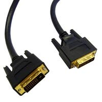 Offex DVI-D Dual Link Cable, Black, DVI-D Male, 2 meter (6.6 foot)