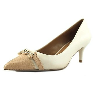 Coach Womens Lauri Pointed Toe Classic Pumps (3 options available)