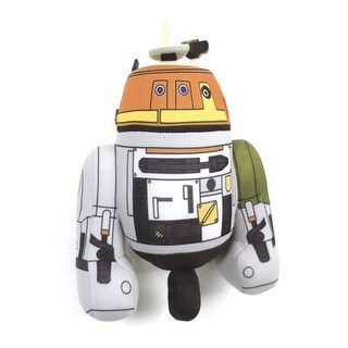 "Star Wars Rebels Chopper 24"" Plush Backpack - Multi"