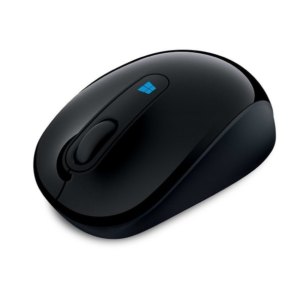 Microsoft 43U-00001 Sculpt Mobile Mouse With Bluetrack Technology - Black