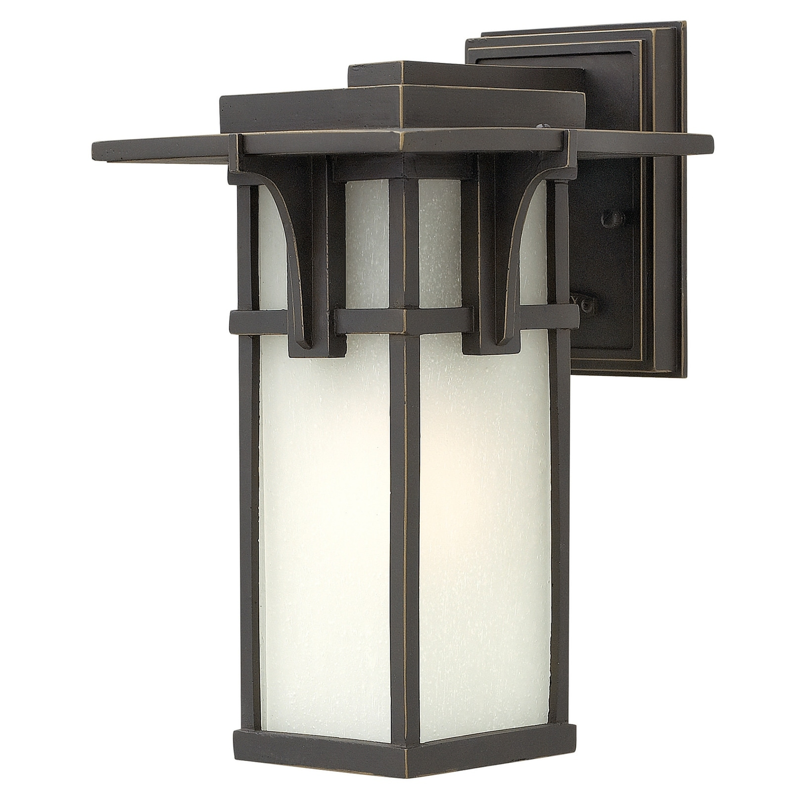 Hinkley Lighting 2230 Led 11 75 Height Outdoor Lantern Wall Sconce From The Manhattan Collection