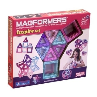 Magformers Inspire Magnetic 30 Piece Set