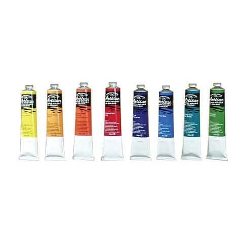 Winsor & Newton - Artisan Water Mixable Oil Colours - 200ml Tube - Burnt Umber