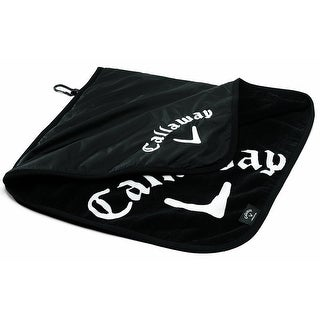 Callaway Golf Club Rain Hood Towel