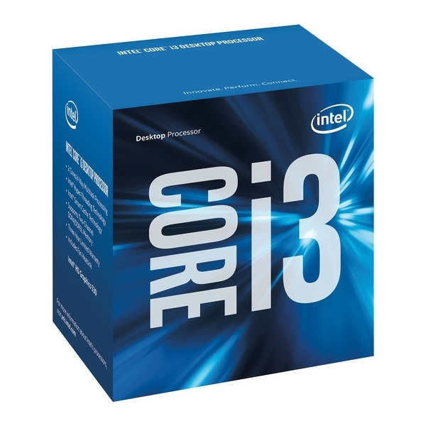 Intel Bx80662i36100 I3 6100 3.7 Ghz Dual Core Lga 1151 Processor