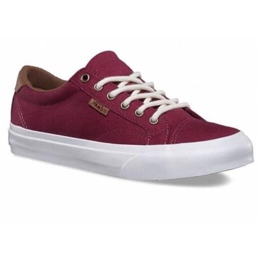 Vans Mens Court Canvas Low Top Lace Up Skateboarding Shoes
