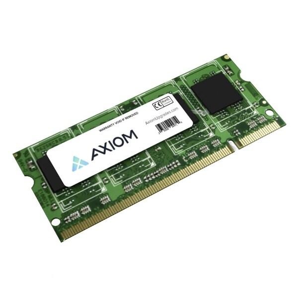 Axion A6909766-AX Axiom 4GB Low Voltage SoDIMM - 4 GB - DDR3 SDRAM - 1600 MHz DDR3-1600/PC3-12800 - 1.35 V - SoDIMM