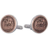First In War First In Peace Cufflinks Coin Collector Memorbilla