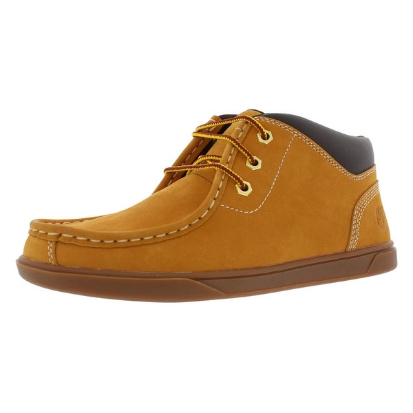 Shop Timberland Groveton Moc Toe Boots Boys Gradeschool Shoes 5 M