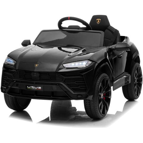 Kidzone 12V Licensed Lamborghini Urus Kid Ride On Car Electric Vehicle - standard