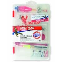 Eagle Claw Night Fishing Tackle Kit