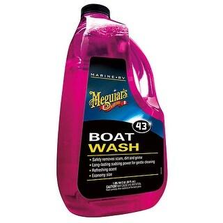 Meguiars M4364 Boat Soap