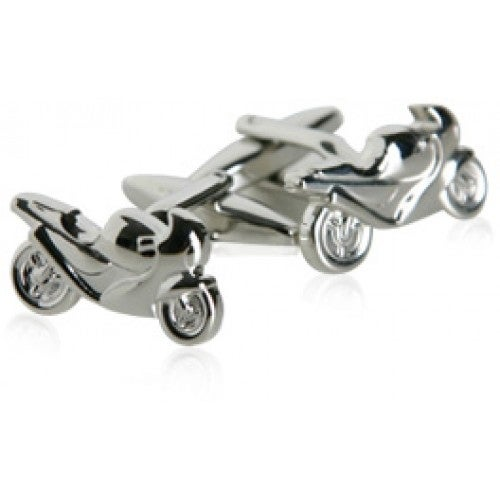 Sport Bike Street Motorcycle Bike Cufflinks