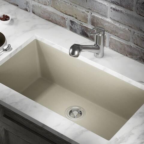 848 Quartz Granite Sink