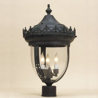 JVI Designs 1108 2 light Post Lights Post Light from the Outdoor Lighting collection