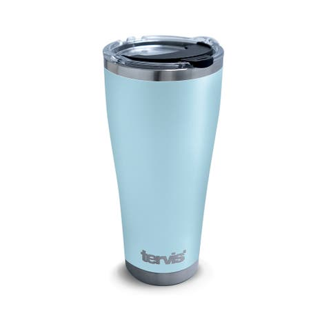 Blue Moon 30 oz Stainless Steel Tumbler with lid