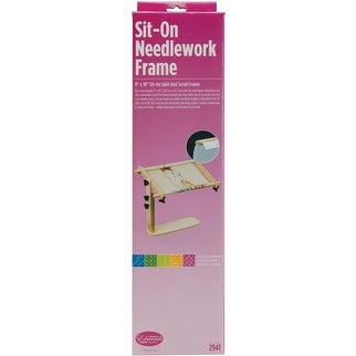 Sit-On Needlework Frame-