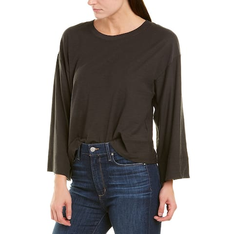 Nation Ltd Giselle Cropped T-Shirt