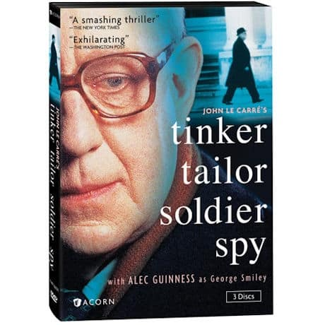 Tinker, Tailor, Soldier, Spy - DVD - Region 1 (US & Canada)