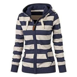 Women's Fashion Casual Hooded Sweatshirt Pullover Hoodie Coat Outerwear Top
