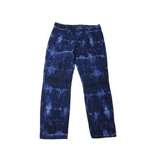 Lauren Ralph Lauren Indigo Premier Cropped Skinny Jeans 8