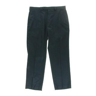Lauren Ralph Lauren Mens Woven Flat Front Dress Pants - 33/30