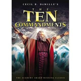 Ten Commandments - DVD