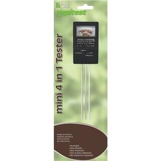Luster Leaf 4-In-1 Mini Plant Tester 1818-6 Unit: EACH