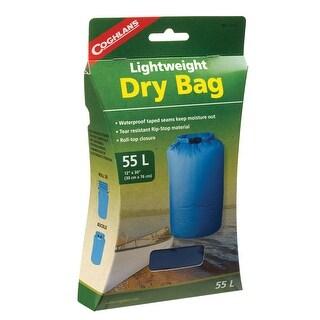 Coghlan's 1112 Lightweight Dry Bag, Blue, 55 Liters