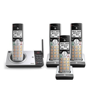 ATT CL82407 3 Handset Cordless Phone