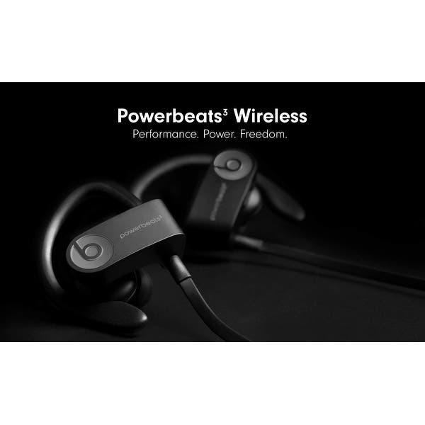 Shop Beats Powerbeats 3 Wireless Bluetooth Headset Overstock 27886736