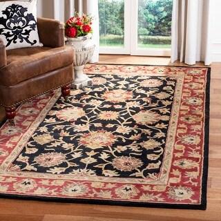 Safavieh Handmade Heritage Torrie Traditional Oriental Wool Rug
