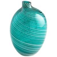 Cyan Design Small Prague Vase Prague 8 Inch Tall Glass Vase