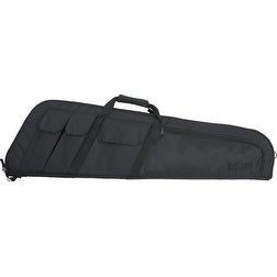 Allen 10903 allen wedge tac case 41 black 2 mag 1 access 1 zipper pocket