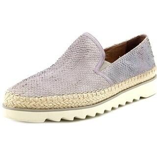 Donald J Pliner Millie-A5 Women Round Toe Leather Loafer